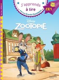 Isabelle Albertin et Louise Geffroy - Zootopie - Niveau CE1.