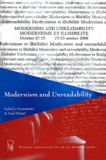 Isabelle Alfandary et Axel Nesme - Modernism and Unreadability.