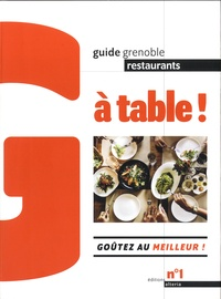 A table !- Guide restaurants Grenoble - Isabelle Ambregna |