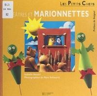 Isabelle Ancori et Sandra Berthe - Théâtres et marionnettes.
