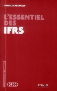 Isabelle Andernack - L'essentiel des IFRS.