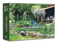 Isabelle Antoni - L'agenda-calendrier Jardins merveilleux.