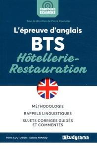 Isabelle Arnaud et Pierre Couturier - L'épreuve d'anglais au BTS hôtellerie-restauration.