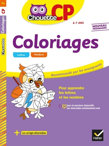 Isabelle Arnaudon - Coloriages CP.