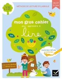 Isabelle Arnaudon et Emmanuelle de La Chanonie - Mon gros cahier pour apprendre à lire - GS-CP.