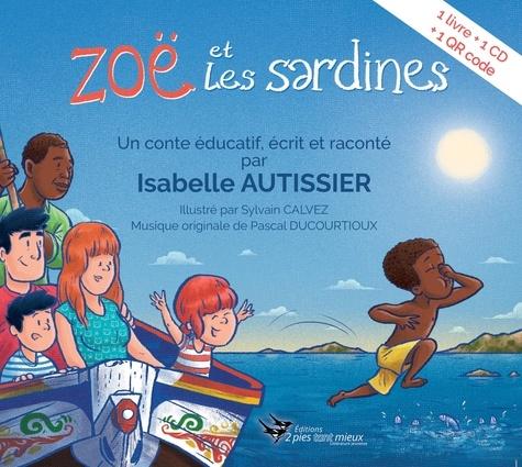 Zoë et les sardines  avec 1 CD audio