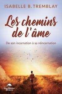 Téléchargez des livres à allumer gratuitement Les chemins de l'âme  - De son incarnation à sa réincarnation 9782897882518  (French Edition)