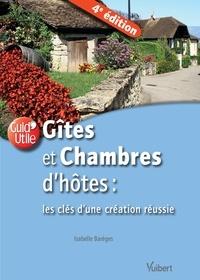 Isabelle Barèges - Gîtes et chambres d'hôtes - Les clés de la création réussie.