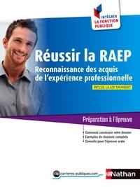 Isabelle Bastard-Rosset et Jacques Gilles - CONCOURS ADMIN  : Réussir la RAEP - Intégrer la fonction publique - 2014 - Format : ePub 3 FL.