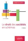 Isabelle Baudet - Le droit des sociétés en schémas.
