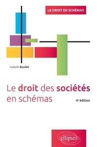 Téléchargements gratuits de google books Le droit des sociétés en schémas 9782340036512 par Isabelle Baudet in French ePub MOBI iBook