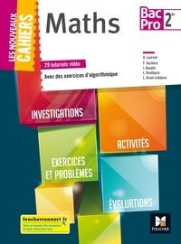 Téléchargement gratuit de Bookworm Mathématiques 2de Bac Pro Les nouveaux cahiers  - 29 tutoriels vidéos. Avec des exerciecs d'algorithmique