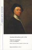 Isabelle Baudino et Frédéric Ogée - Jonathan Richardson, père et fils - Traité de la peinture et de la sculpture.