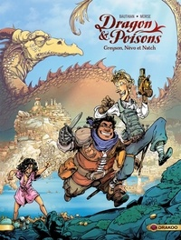 Magasin de livres électroniques Kindle: Dragon & poisons Tome 1 9782490735013 par Isabelle Bauthian, Rebecca Morse DJVU in French