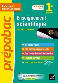 eBooks pdf: Enseignement scientifique 1re MOBI PDF 9782401052932 par Isabelle Bednarek-Maitrepierre, Guillaume Ehret, Laurent Le FLoch, Alain Le Grand (Litterature Francaise)