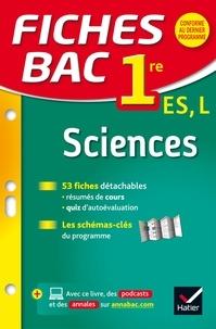 Isabelle Bednarek-Maitrepierre et Alain Le Grand - Fiches BAC 1re ES, L, Sciences.