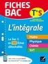 Isabelle Bednarek-Maitrepierre et Nathalie Benguigui - Fiches bac L'intégrale Tle S - le bac S en 160 fiches de révision.