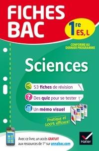 Isabelle Bednarek-Maitrepierre et Alain Le Grand - Sciences 1re ES, L.