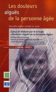 Histoiresdenlire.be Les douleurs aiguës de la personne âgée - L'antal... vite!!! Image
