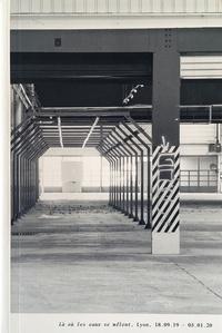 Isabelle Bertolotti - Là où les eaux se mêlent - 15e biennale d'art contemporain de Lyon.