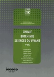 Isabelle Bince et Pascal Chillet - Chimie, biochimie, sciences du vivant Tle STL.