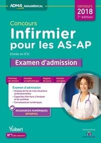 Concours Infirmier pour les AS-AP - Entrée en IFSI - Examen dadmission - Concours.pdf