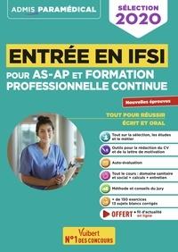 Téléchargez l'ebook gratuit en anglais Entrée en IFSI pour AS-AP et formation professionnelle continue  - Tout-en-un CHM ePub FB2 par Isabelle Bisutti, Sébastien Drevet, Marion Gauthier in French