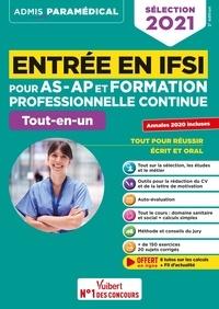 Isabelle Bisutti et Sébastien Drevet - Entrée en IFSI pour AS-AP et formation professionnelle continue - Tout-en-un.