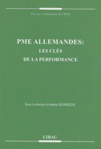 Isabelle Bourgeois - PME allemandes : Les clés de la performance.