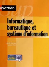 Isabelle Bournaud et Gabriela Pfeifle - Informatique, bureautique et système d'information.