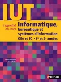 Histoiresdenlire.be Informatique, bureautique et systèmes d'information - GEA et TC 1re et 2e années Image