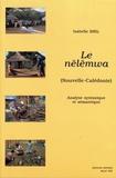Isabelle Bril - Le nêlêmwa (Nouvelle-Calédonie) - Analyse syntaxique et sémantique.
