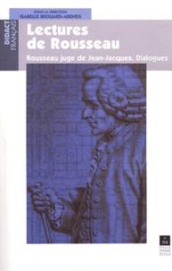 Isabelle Brouard-Arends et Jean-Jacques Perrin - Lectures de Rousseau.