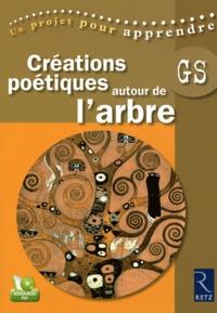 Créations poétiques autour de l'arbre- GS - Isabelle Burignat |