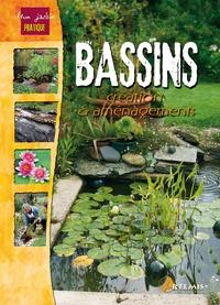 Isabelle Calmets - Bassins, création et aménagements.