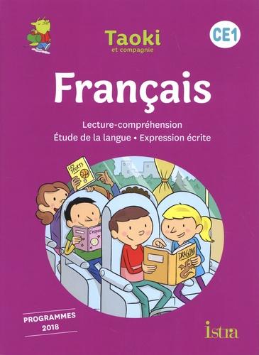 Isabelle Carlier et Angélique Le Van Gong - Français CE1 Taoki et compagnie.