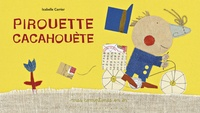 Isabelle Carrier - Pirouette cacahuète.