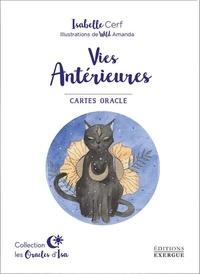 Isabelle Cerf et Amanda Wild - Vies antérieures - Cartes oracle.