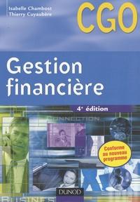 Isabelle Chambost et Thierry Cuyaubère - Gestion financière - Processus 6 : Gestion de la trésorerie et du financement.