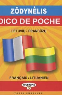 Deedr.fr Dictionnaire de poche lituanien-français et français-lituanien Image