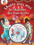 Isabelle Charbonneau - Les chansons des tout-petits. 1 CD audio