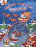 Isabelle Charbonneau et Annie Cossette - Pour Noël - Les 25 plus belles chansons de Noël. 1 CD audio