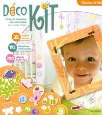 Isabelle Chauvet - Chambre de bébé - Créez la chambre de votre bébé en un clin d'oeil !.