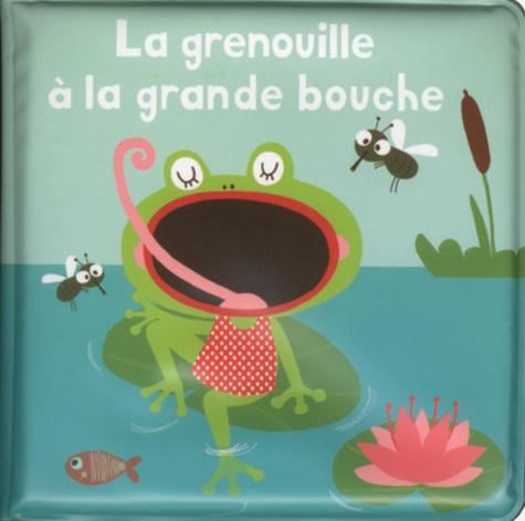 Isabelle Chauvet et  Lorentz - La grenouille à la grande bouche - Avec une figurine de grenouille.