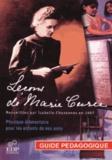Isabelle Chavannes et Marie Curie - .