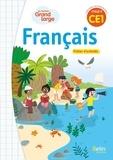 Isabelle Chavigny et Sandra Christophe - Français CE1 Cycle 2 Le nouveau Grand Large - Fichier d'activités.