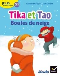 Français CE1 Je lis à mon rythme - Tika et Tao, boules de neige.pdf