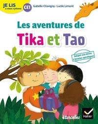 Isabelle Chavigny et Lucile Limont - Français CE1 Je lis à mon rythme - Les aventures de Tika et Tao.