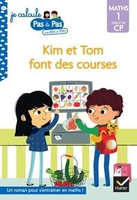 Téléchargement d'ebooks gratuits sur iphone Kim et Tom font des courses  - Maths 1 début de CP 9782401061255