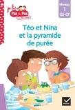 Isabelle Chavigny - La pyramide de purée - Niveau 1 GS-CP.